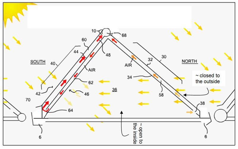 Futura Solar Integrated Solar Roofing System